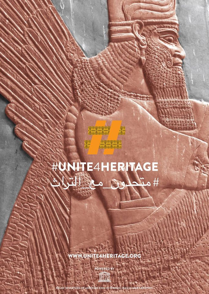#Unite4Heritage with UNESCO