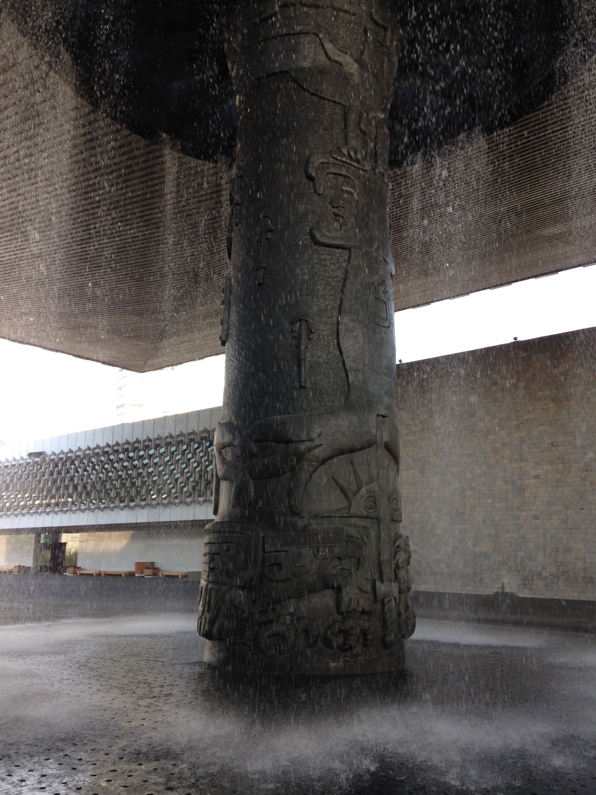 Spotlight: Anthropology Museum, Mexico City