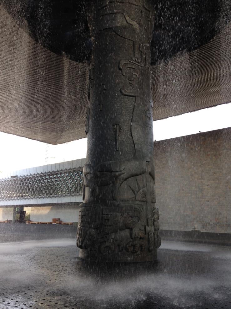 Aztec Fountain