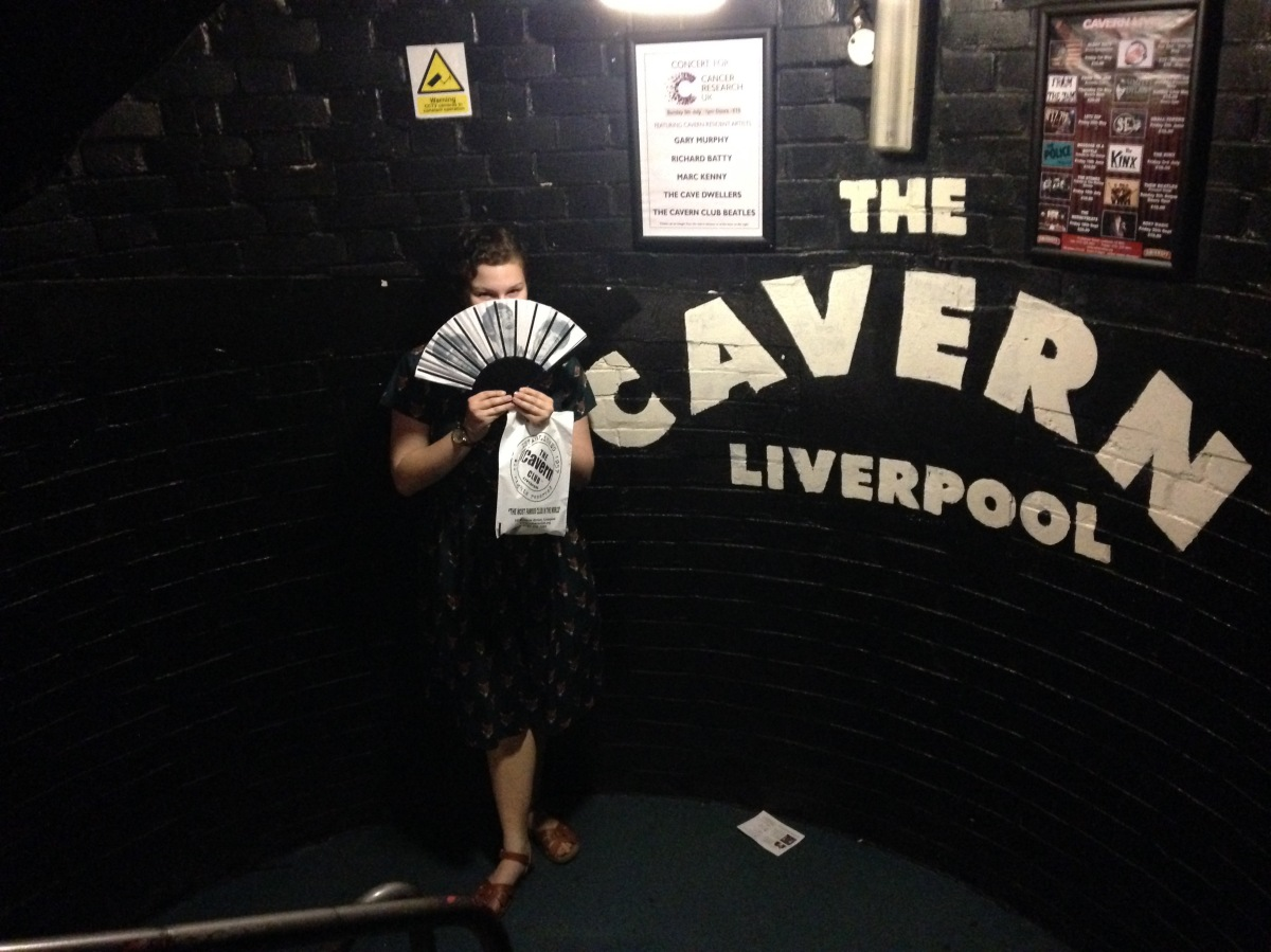 The Cavern ClubLiverpool