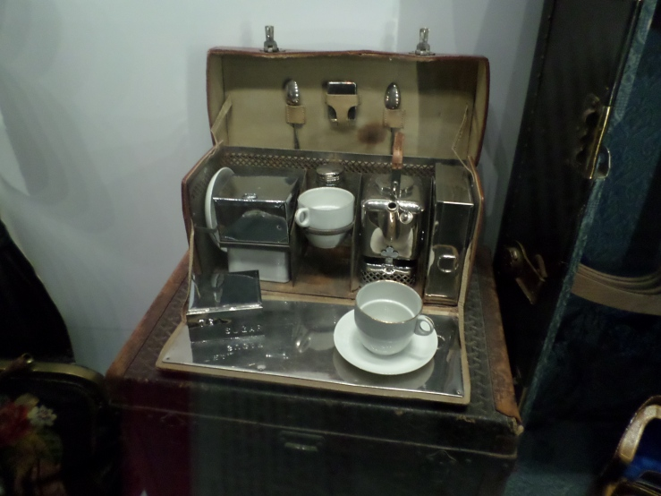 Tea Set Bag