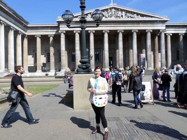 Wonderful time at the British Museum!