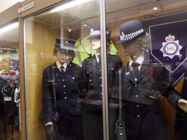 Female Police Officers.