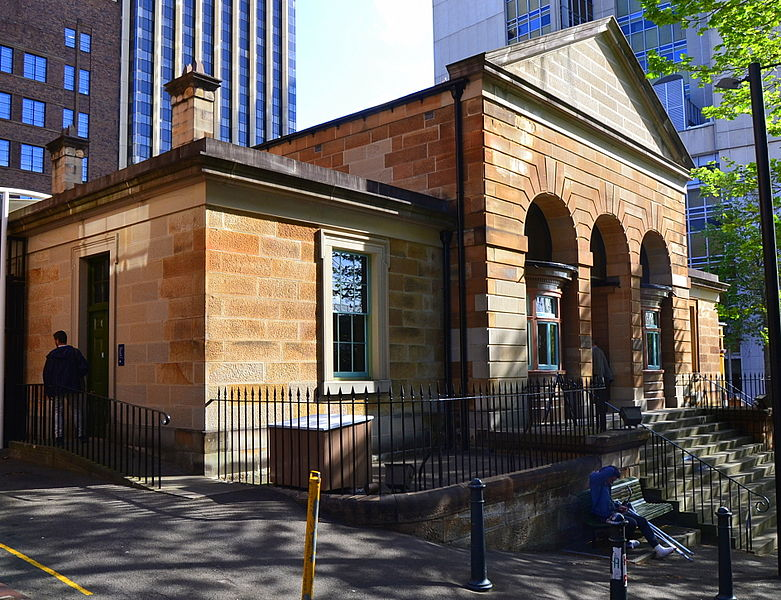 Sydney Living Museums: Justice & PoliceMuseum