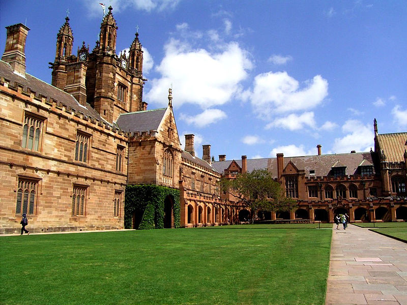 University of Sydney: Greetings from Sydney!