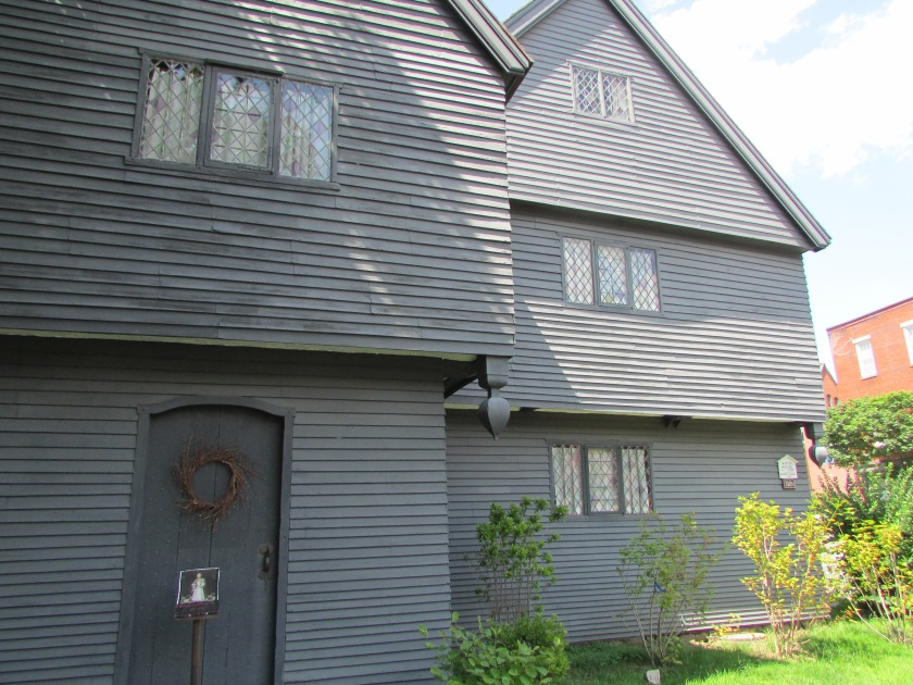 Witch House/Corwin House