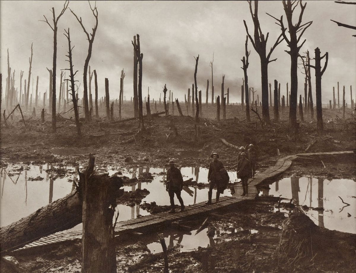 Melbourne Museum: World War I Centenary Exhibition