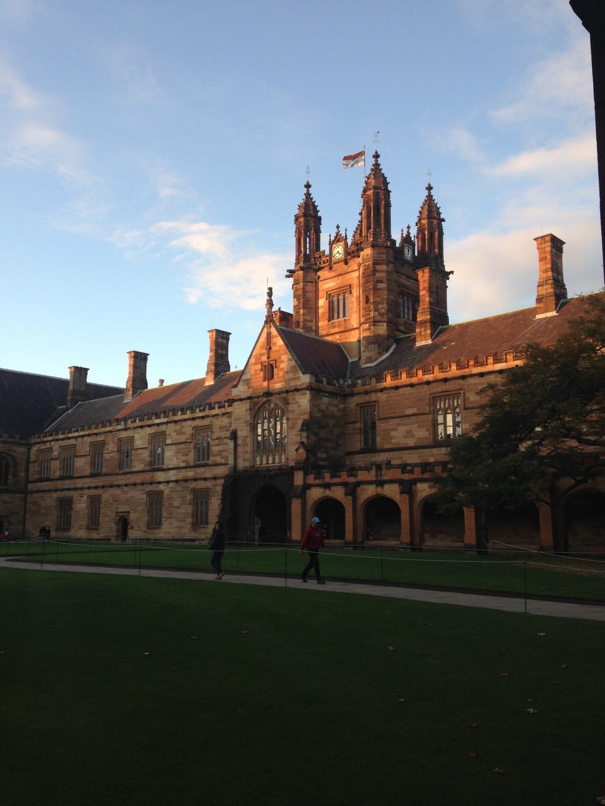 University of Sydney: AlmostThere!