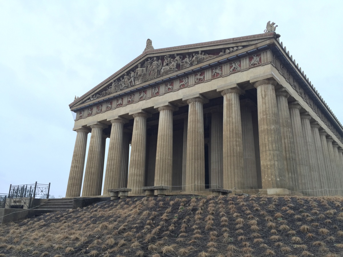 Tennessee State Museum & The Parthenon
