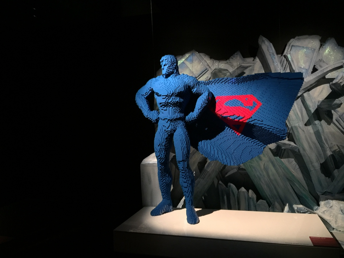 Museum of Applied Arts & Sciences: Art of the Brick
