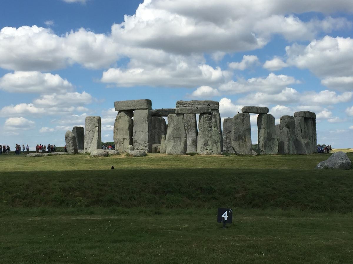 OPP Day 5 –Stonehenge