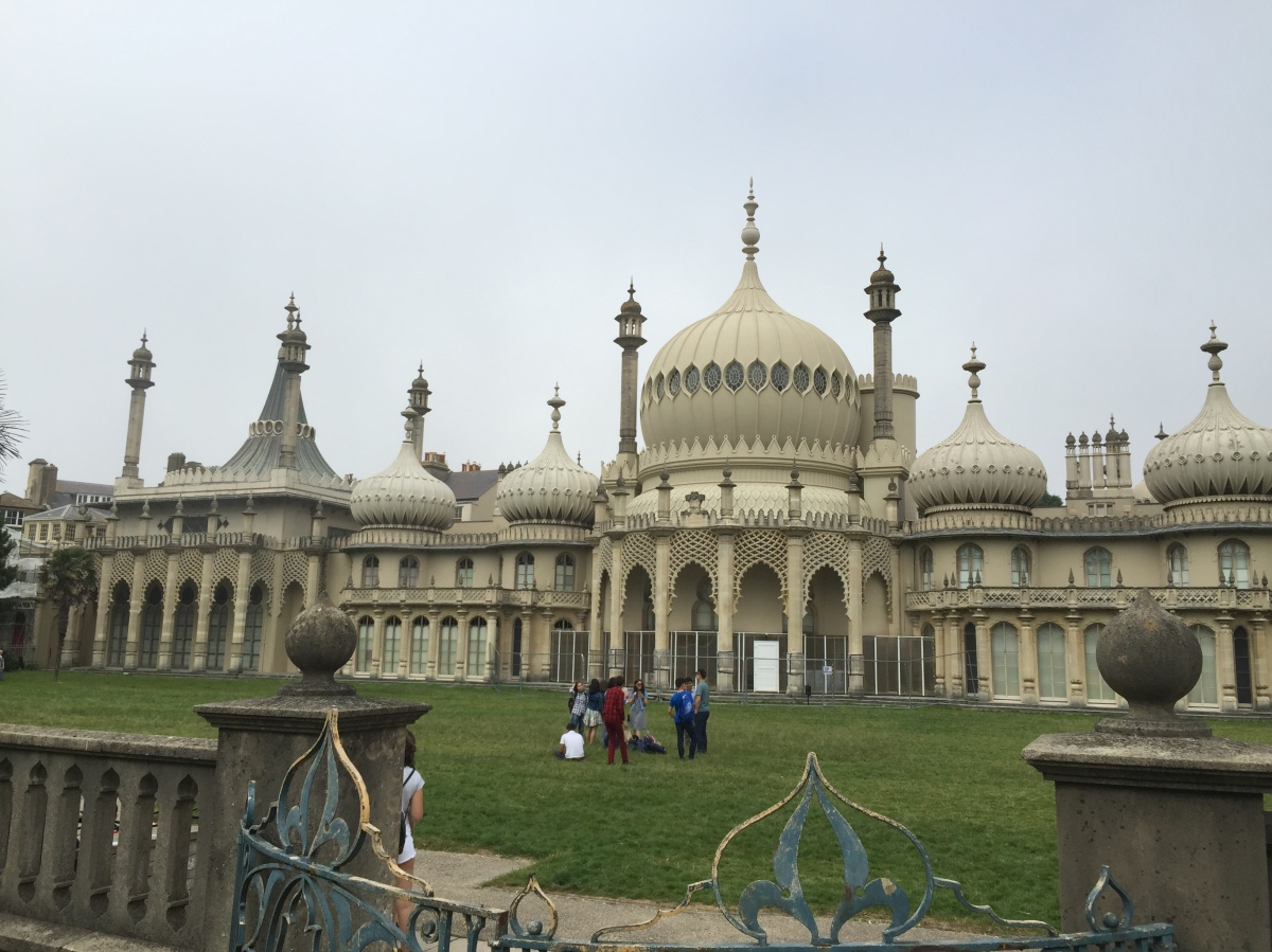 OPP Day 6 – The Brighton Pavilion