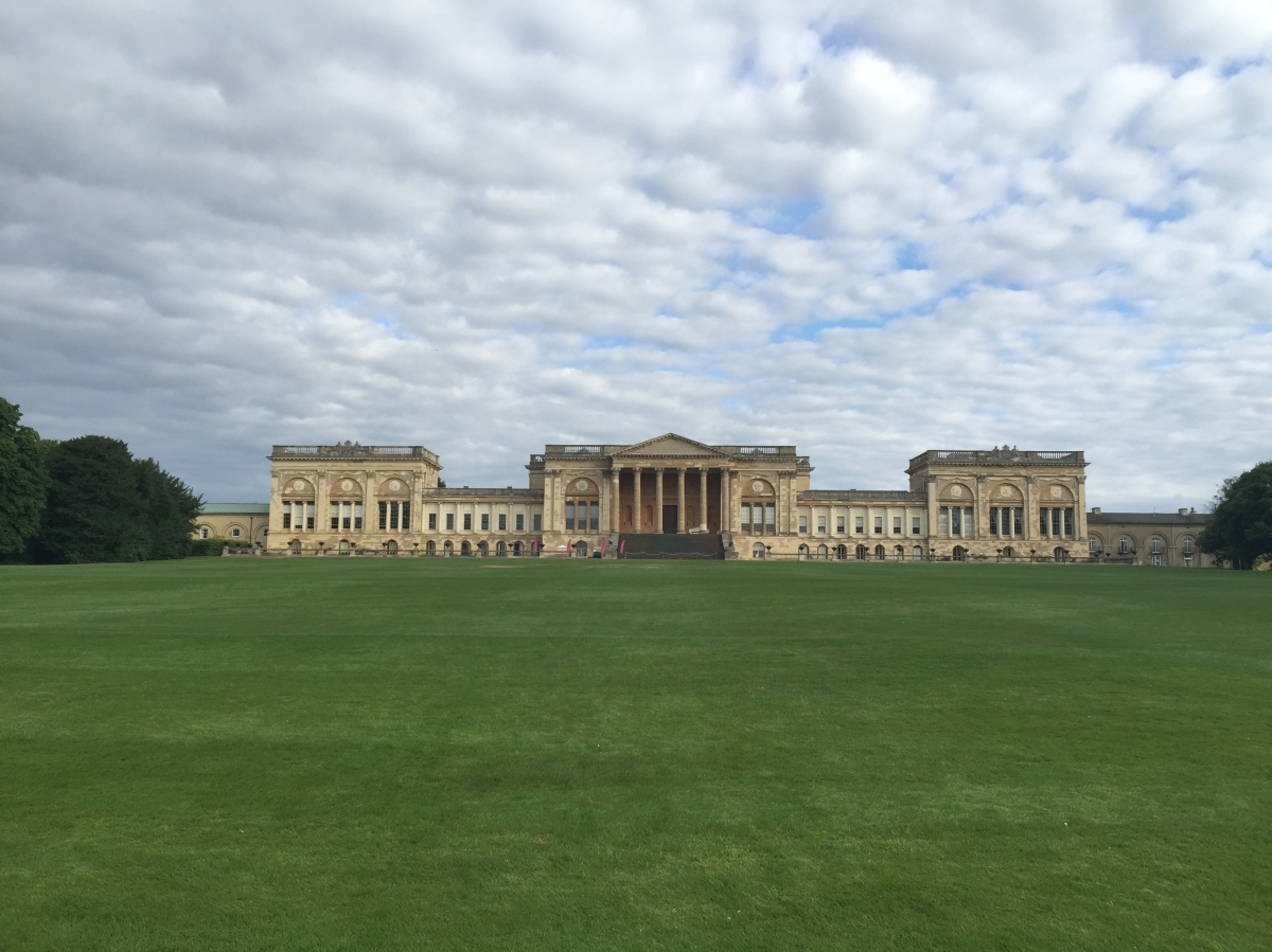 OPP Day 9 -Stowe House
