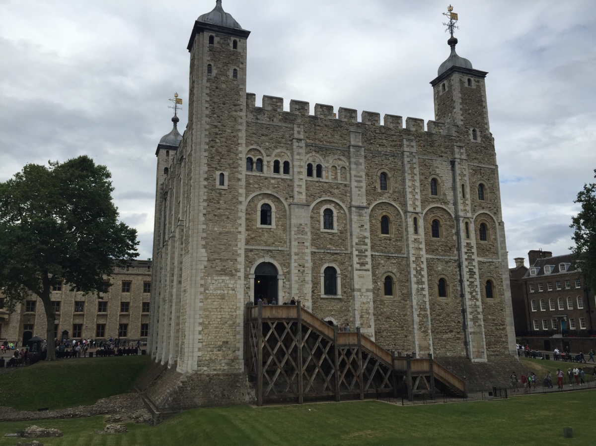 OPP Day 13 – Tower of London