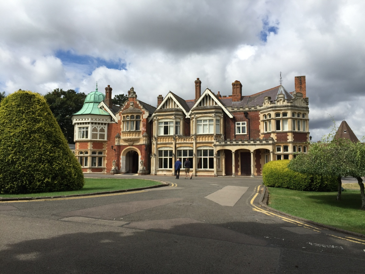 OPP Day 14 – Bletchley Park