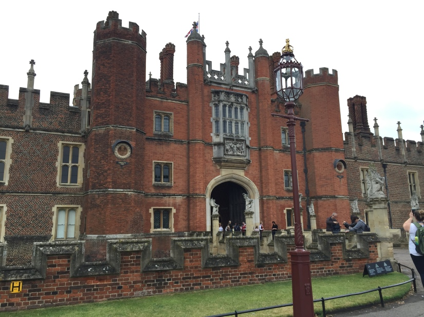 OPP Day 16 – Hampton CourtPalace