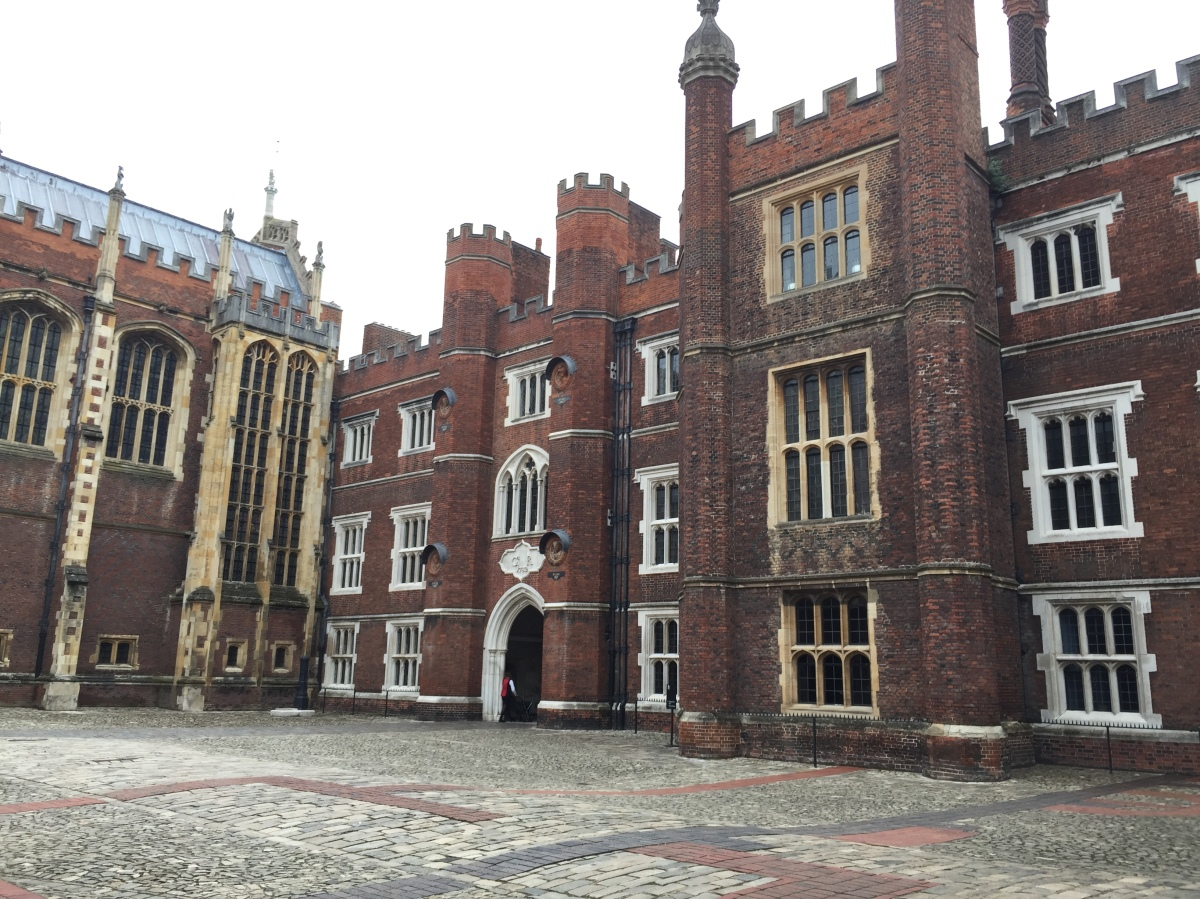 OPP Day 16 – Hampton Court Palace
