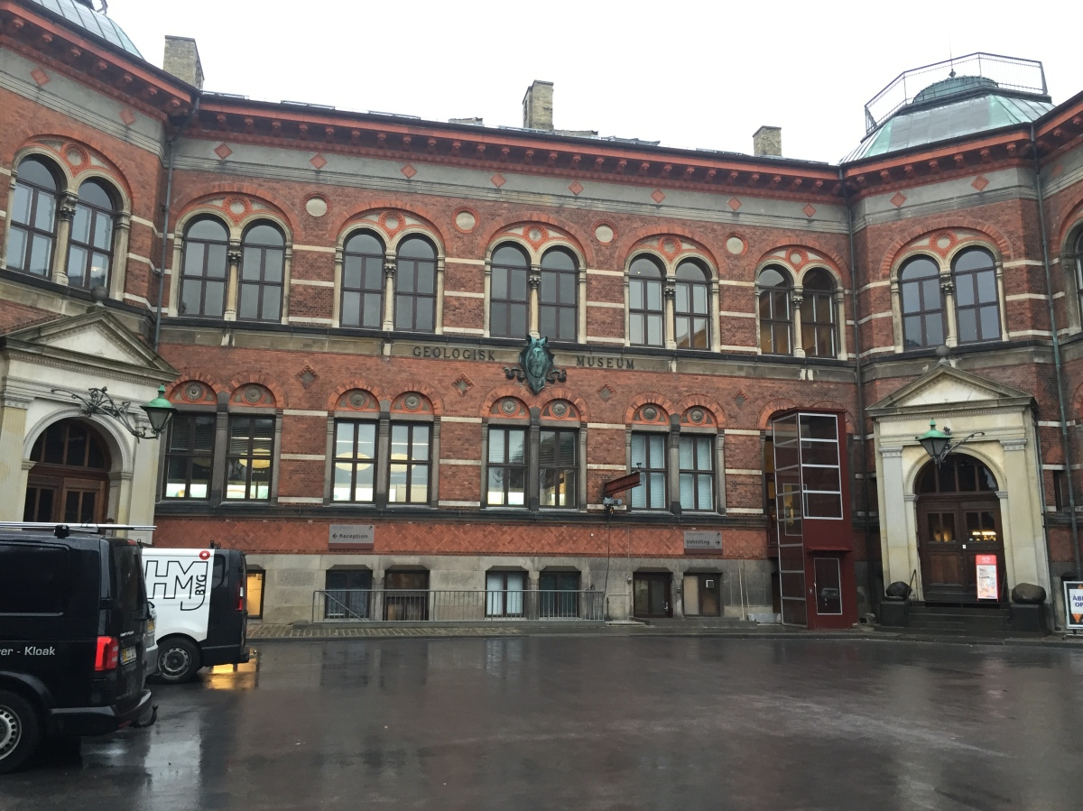 Geological Museum: University of Copenhagen