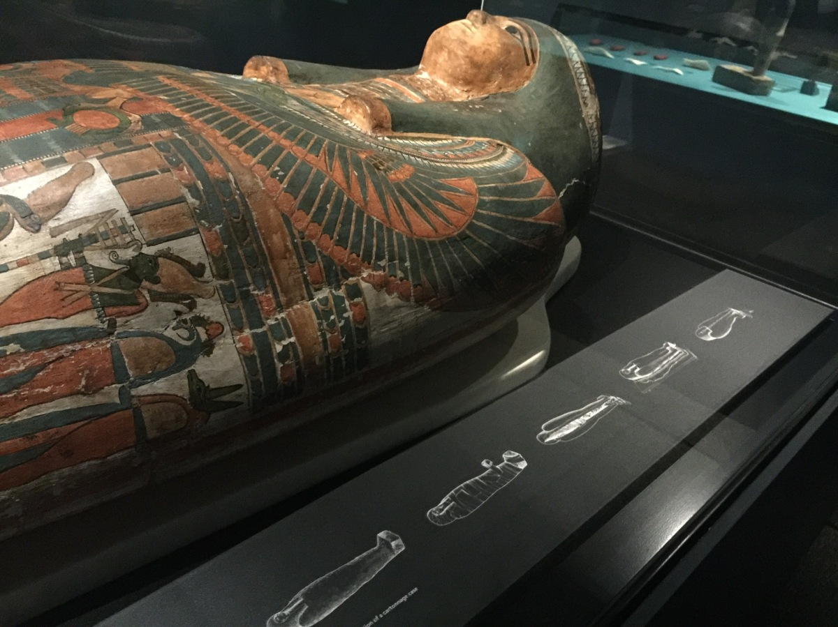 Museum of Applied Arts & Sciences: Egyptian Mummies