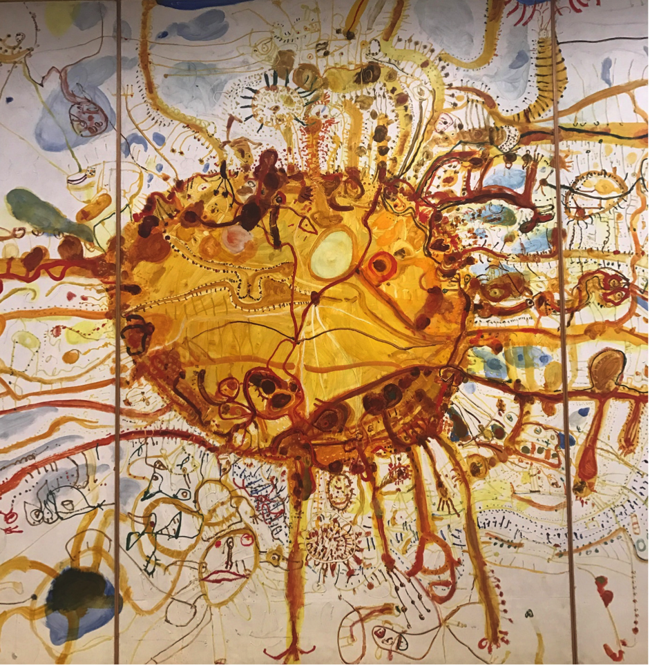 Art Gallery of New South Wales: John Olsen