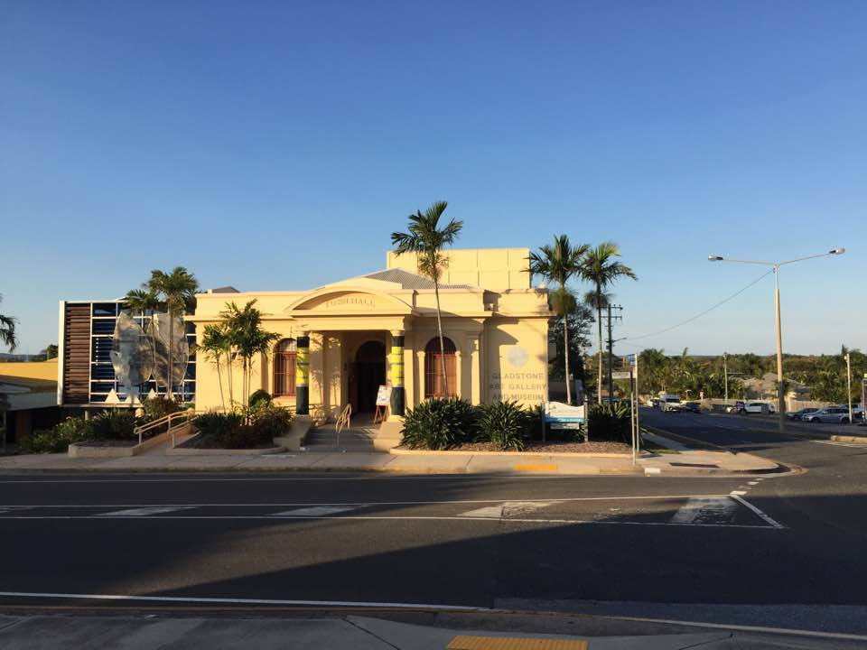Gladstone Regional Art Gallery & Museum: Over theHill