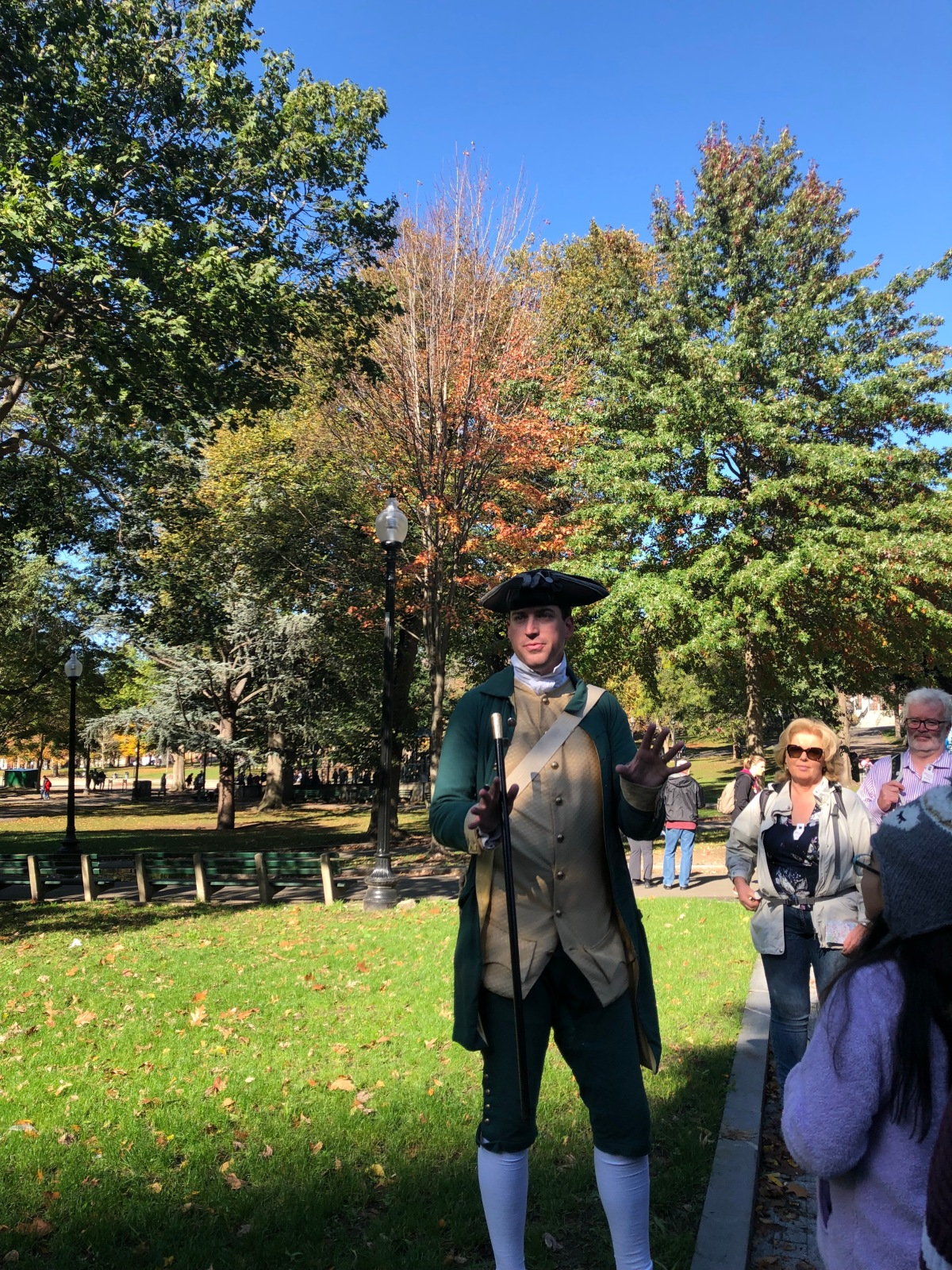 The Freedom Trail Tour