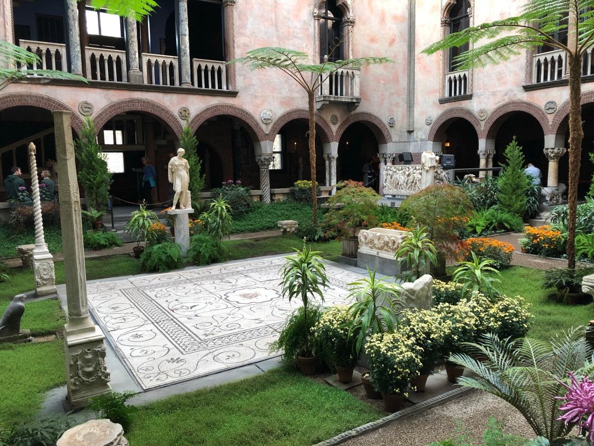 Isabella Stewart GardnerMuseum
