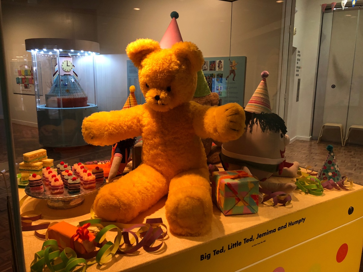 Rockhampton Art Gallery: Happy Birthday Play School