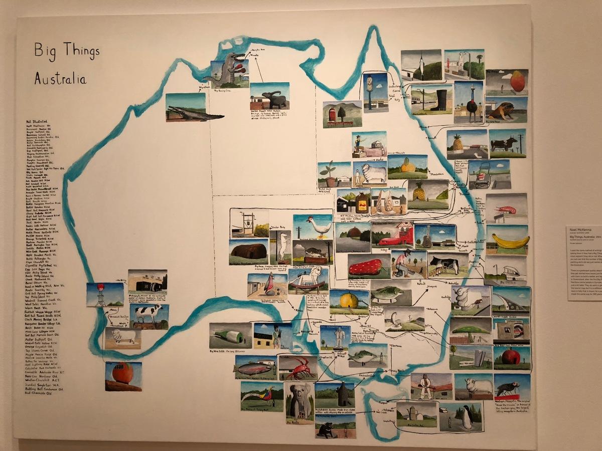 Queensland Art Gallery: NoelMcKenna