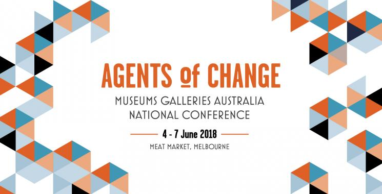 Museums Galleries Australia National Conference 2018
