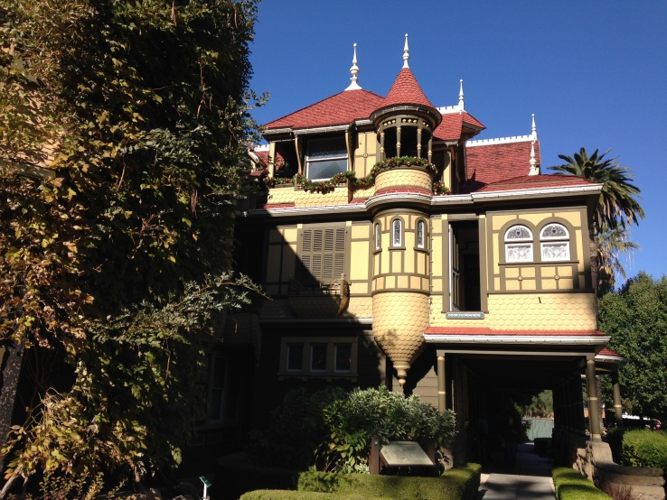 Winchester Mystery House 7