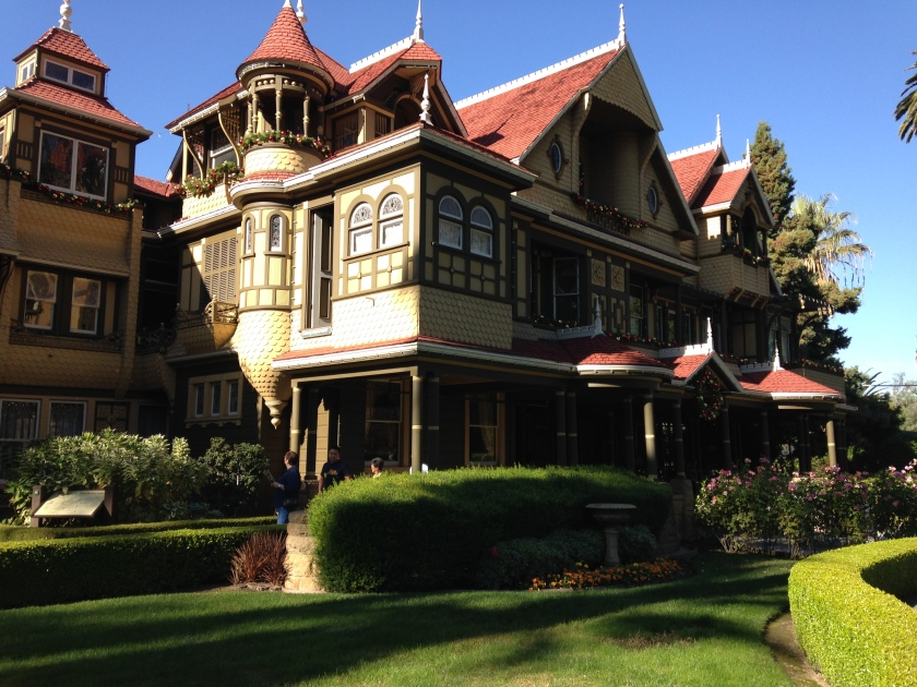 Winchester Mystery House 8