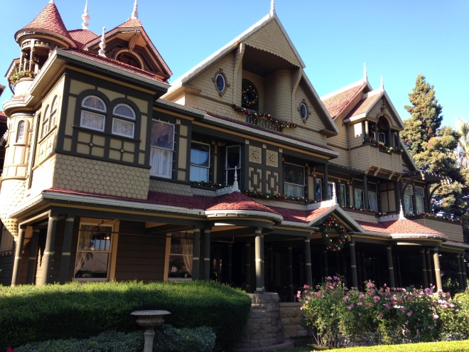 Winchester Mystery House 9