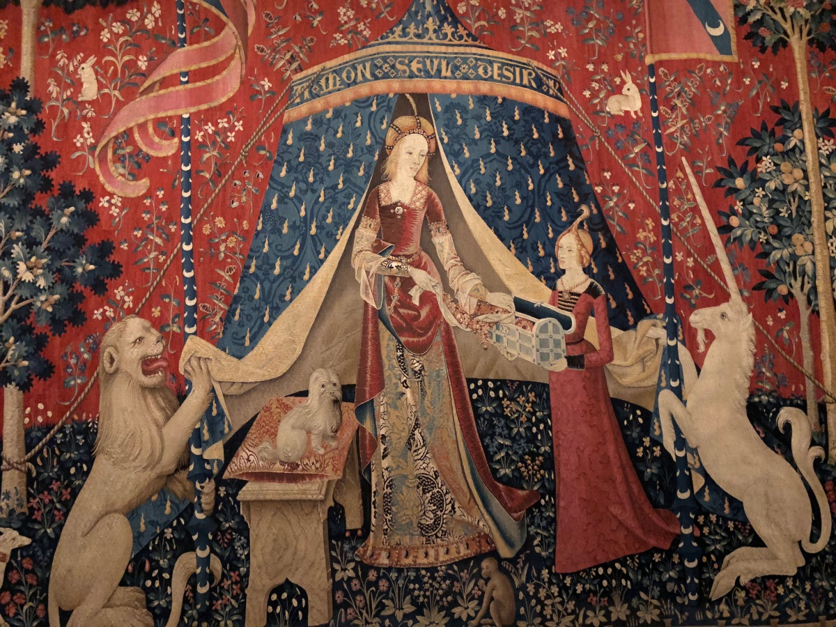 Art Gallery of New South Wales: The Lady and the Unicorn