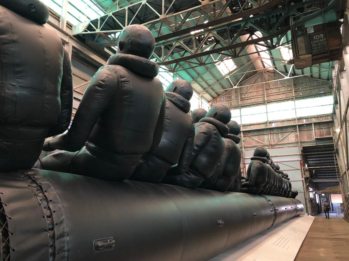 Cockatoo Island: Biennale2018