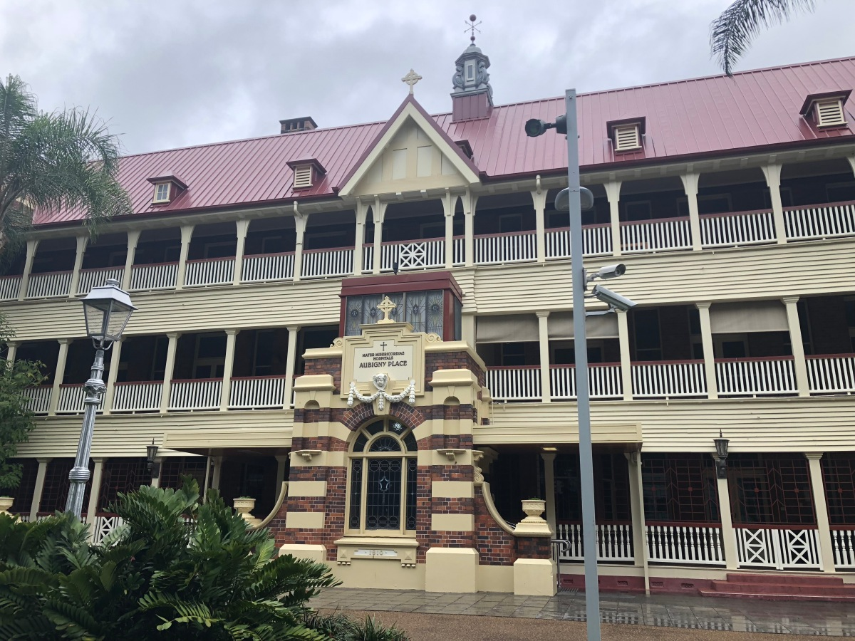Brisbane Open House Day 2: Mater Heritage Walk