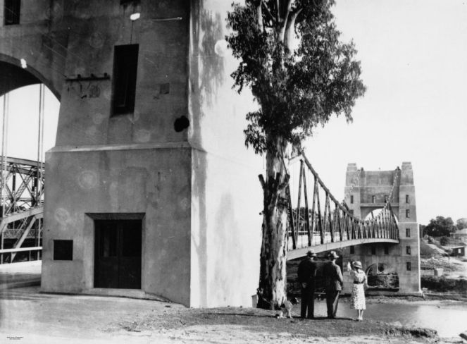 Indooroopilly Toll Bridge, Brisbane, 1936. (2003), State Library of Queensland