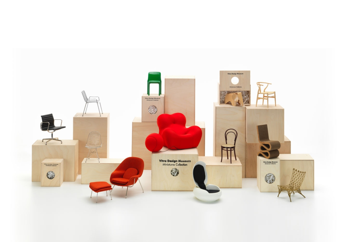 Vitra 100 Miniatures Exhibition
