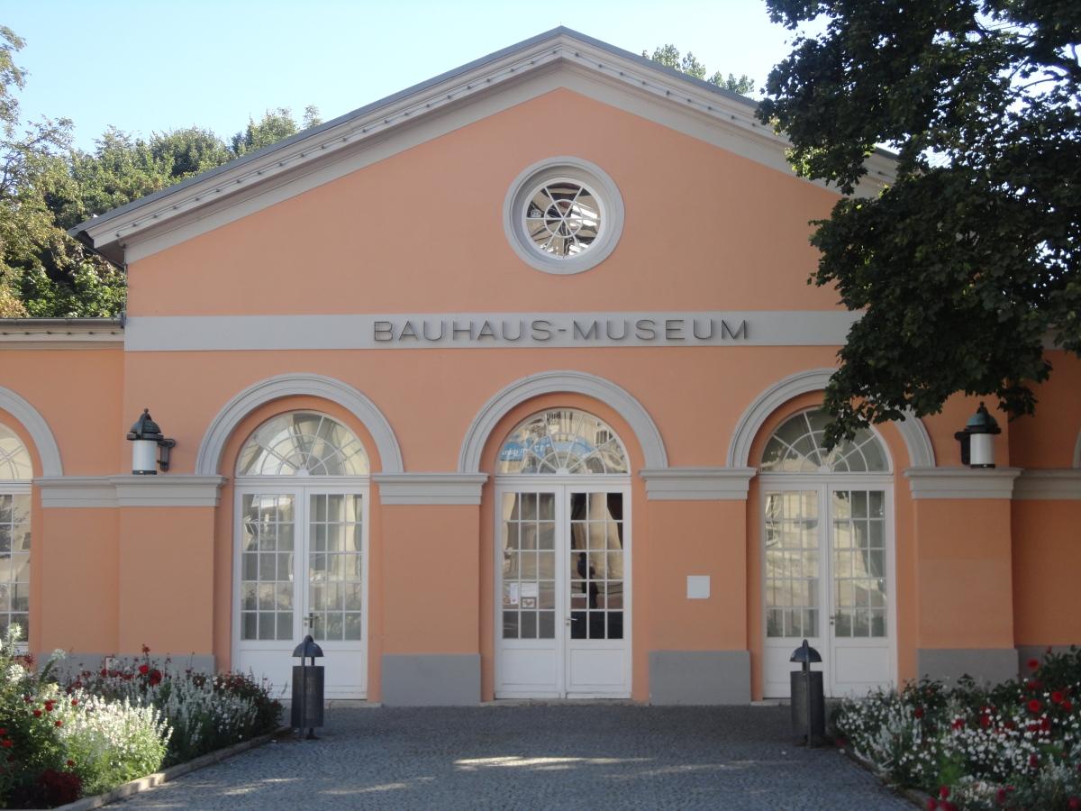 Bauhaus: Weimar