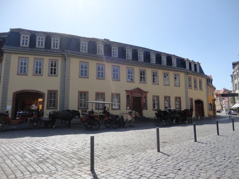 Goethe's Haus