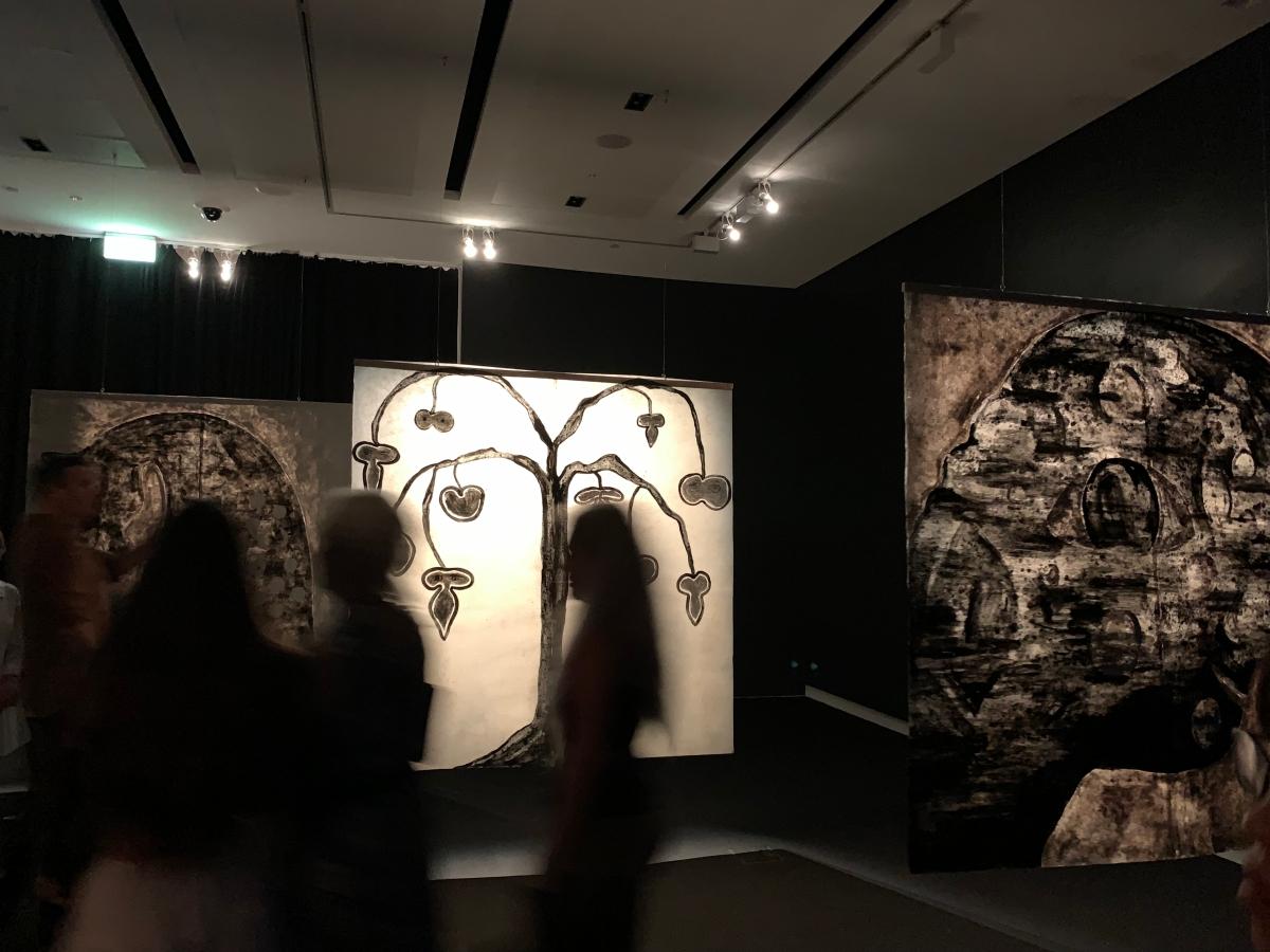 UQ Art Museum: Second Sight: Witchcraft, Ritual,Power