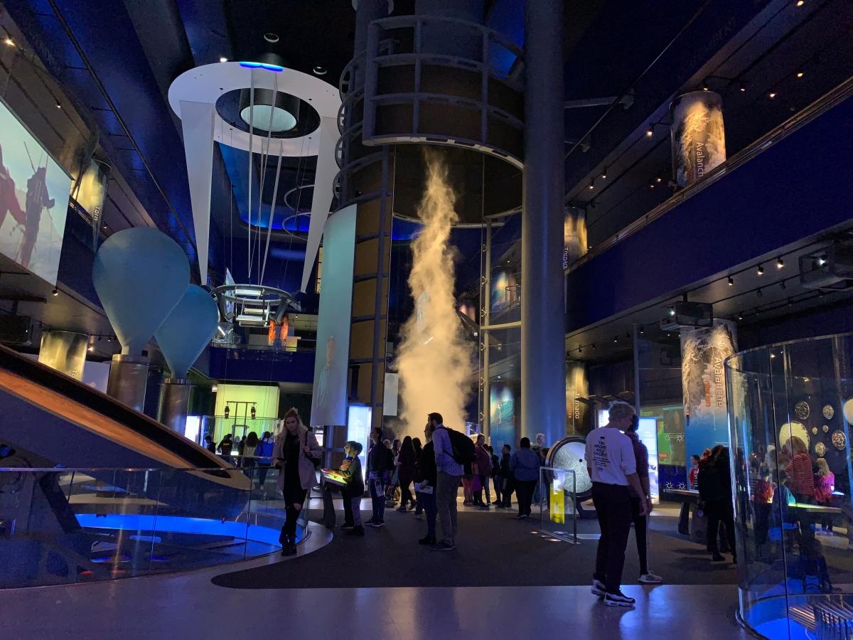 Museum of Science andIndustry