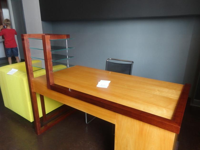 Gropius Desk Weimar