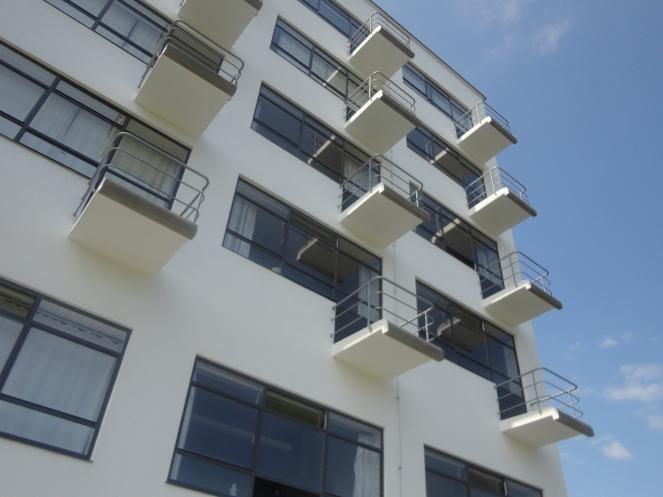 Student Balcony
