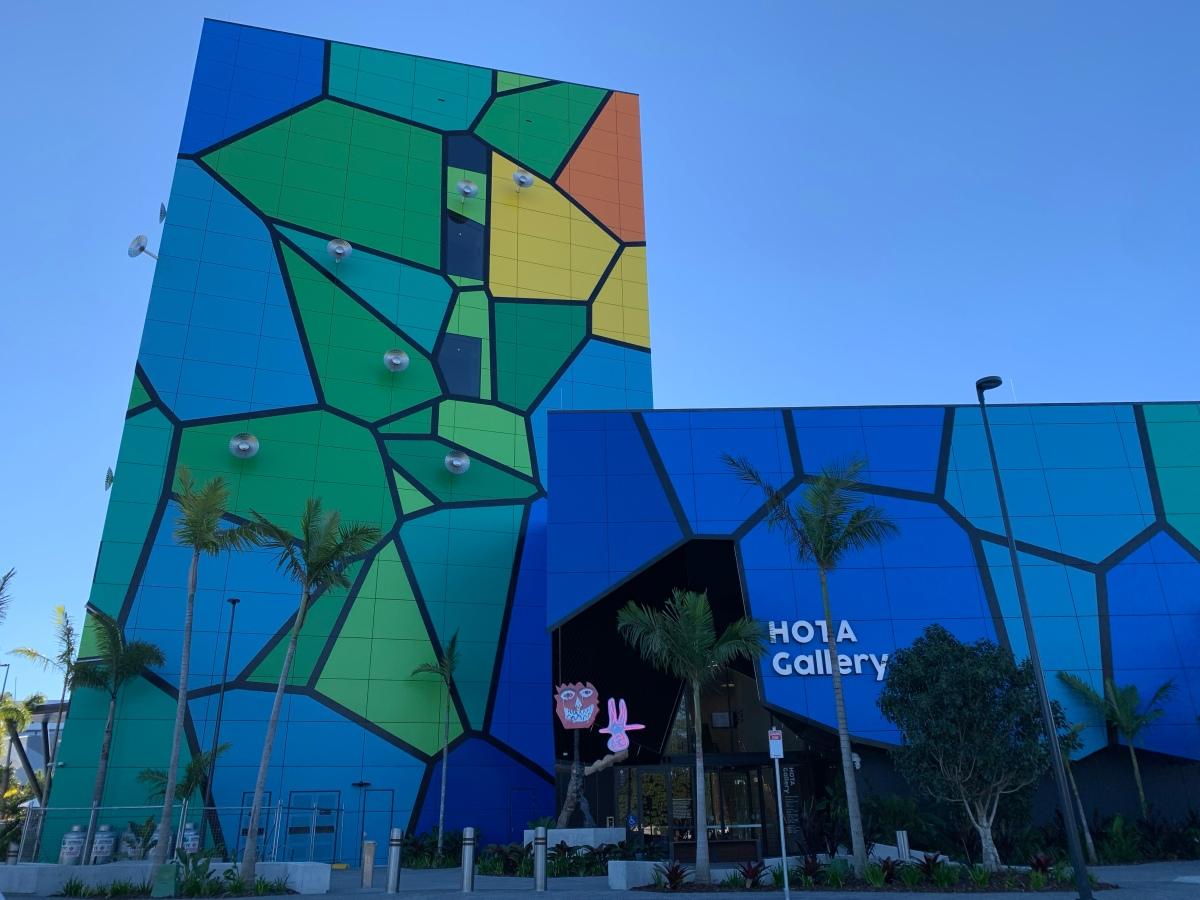 Home of the Arts(HOTA)